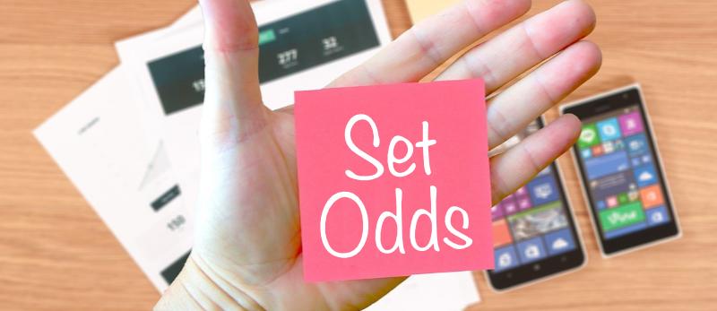 set-odds